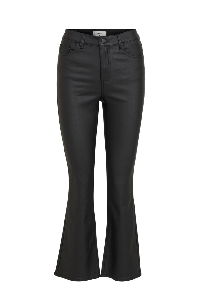 OBJECT OBJECT - objbelle mw 7/8 coates flared pant noos