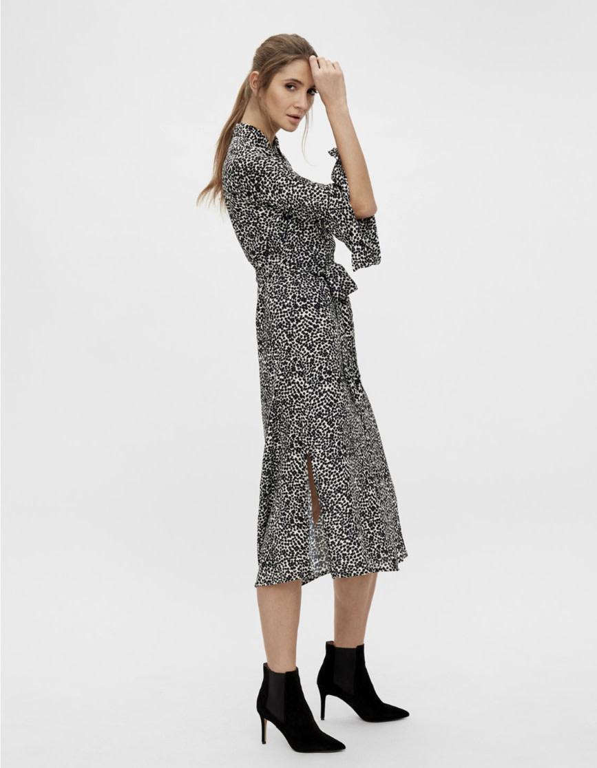 OBJECT OBJECT - objlorena 3/4 shirt dress
