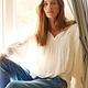 CREAM CREAM - cremily blouse