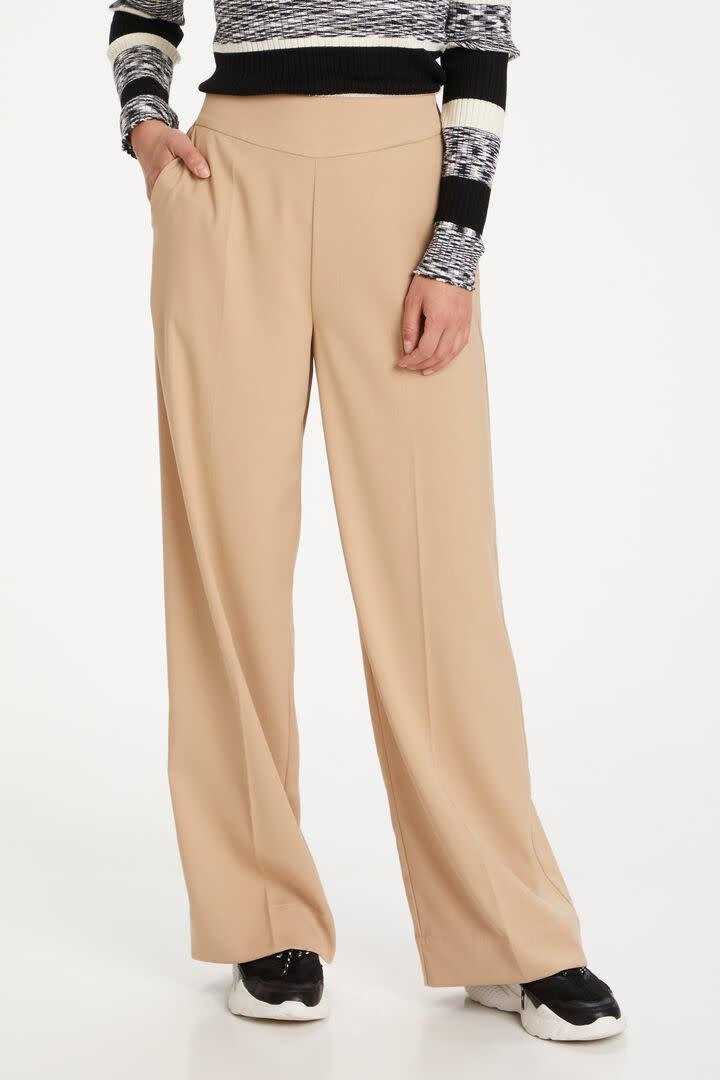 KAFFE KAFFE - kaeliama hw wide pants