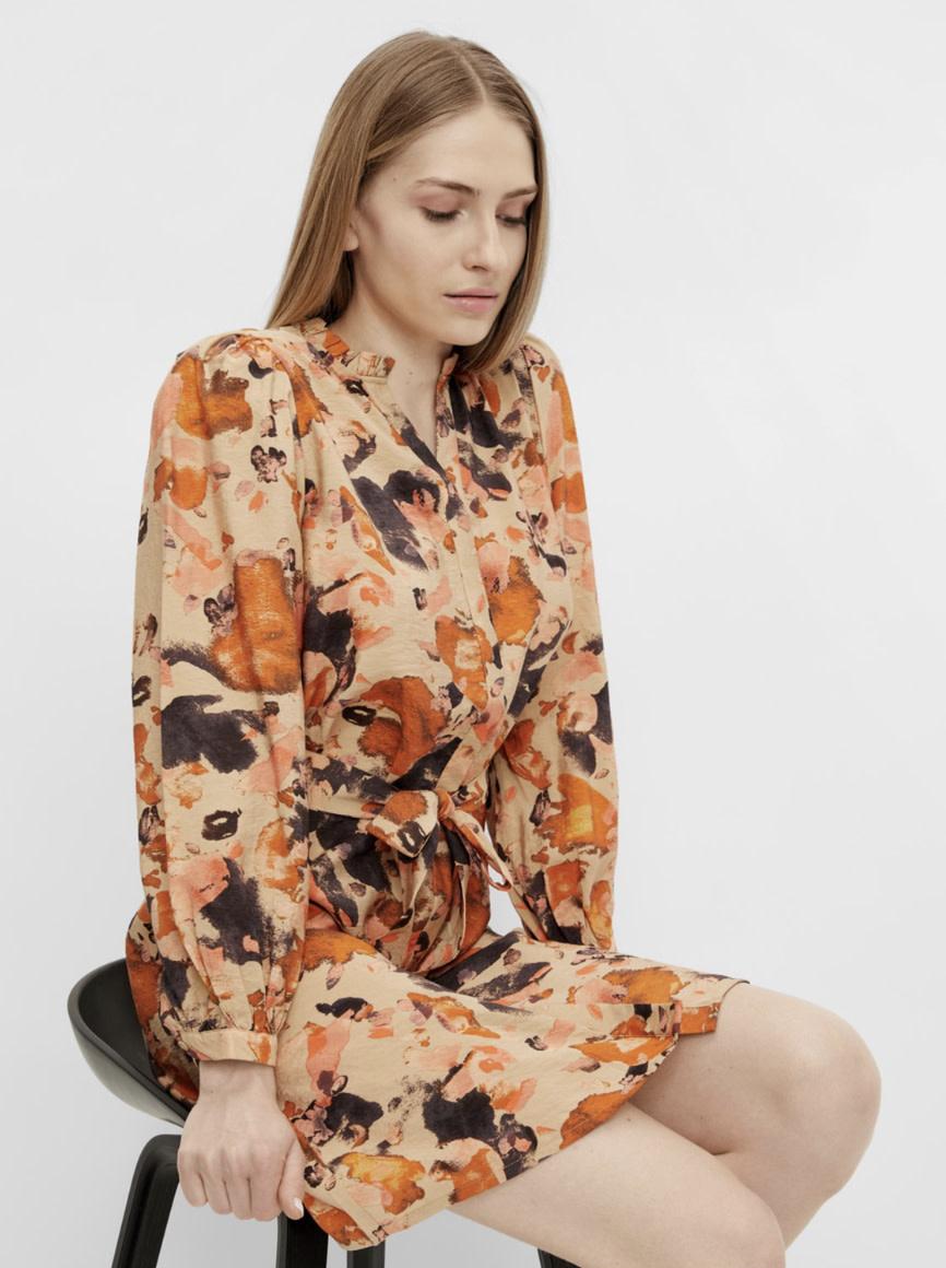 OBJECT OBJECT - objgalina l/s dress