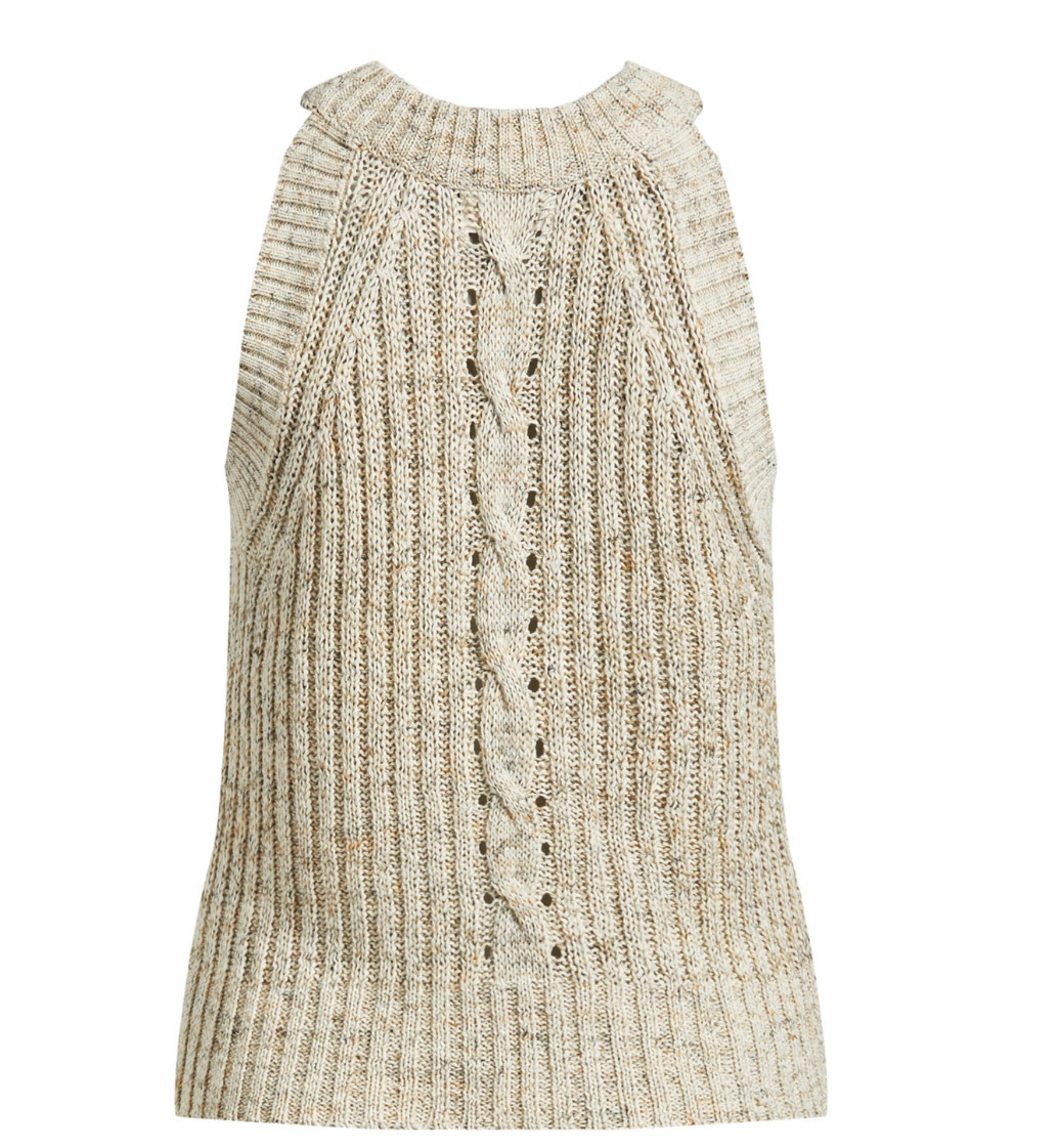 OBJECT OBJECT - objfelicite knit tank