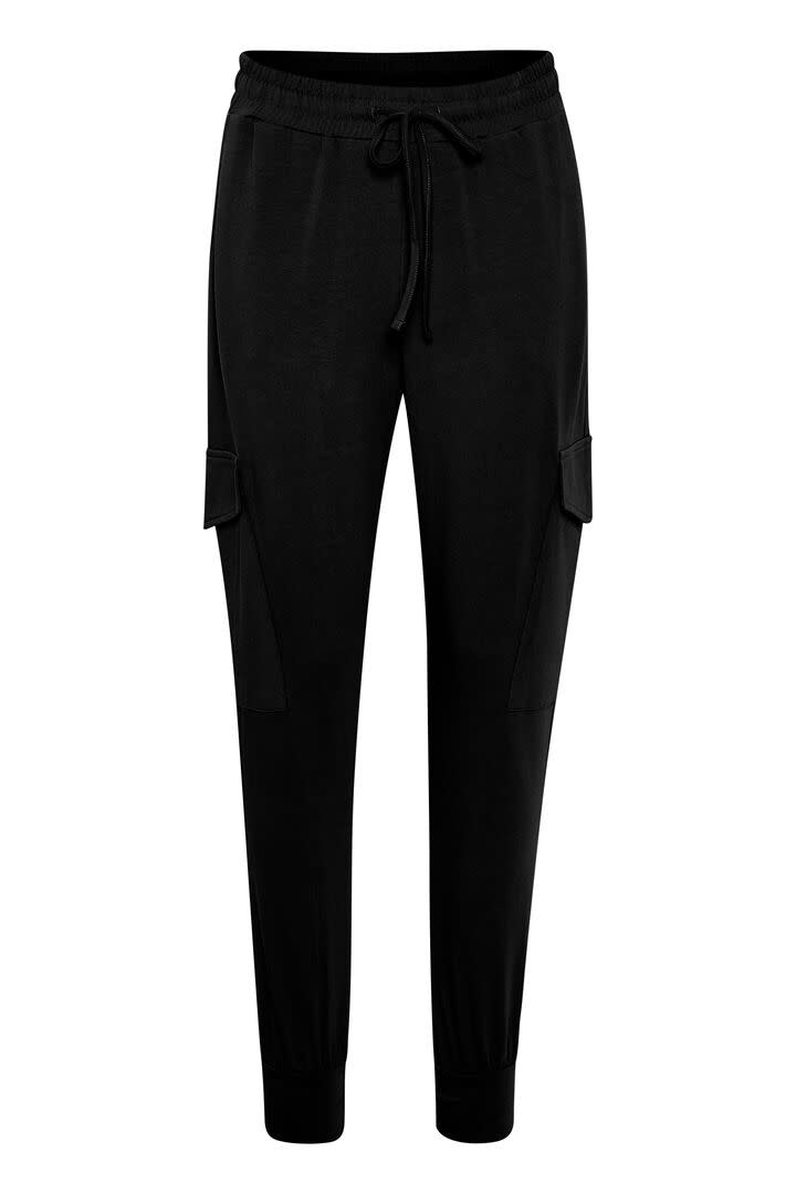 KAFFE KAFFE - Kasiggi linda pants black