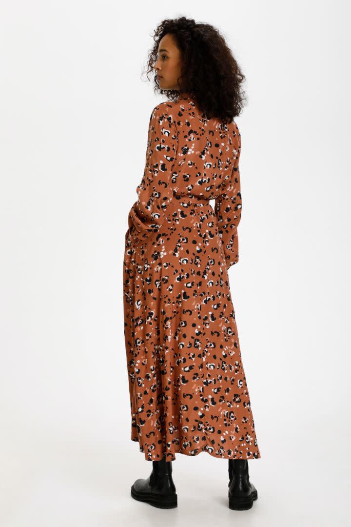 KAFFE KAFFE - kamiana shirt dress