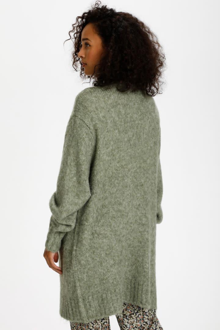 KAFFE KAFFE - kaalioma knit cardigan