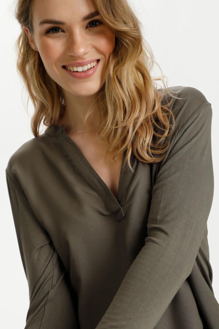 KAFFE KAFFE - kacalina blouse