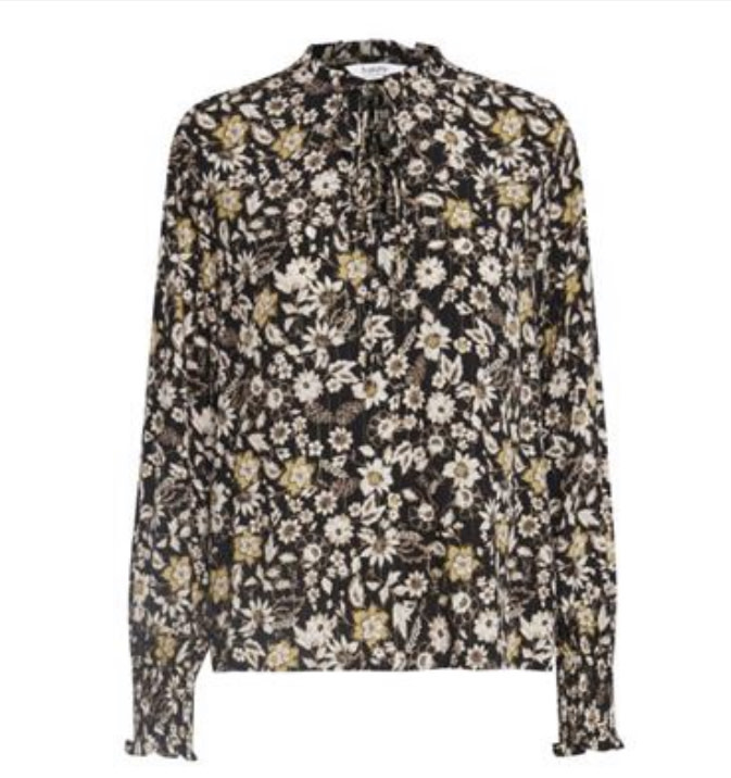 B.Young B.Young - byfionna blouse