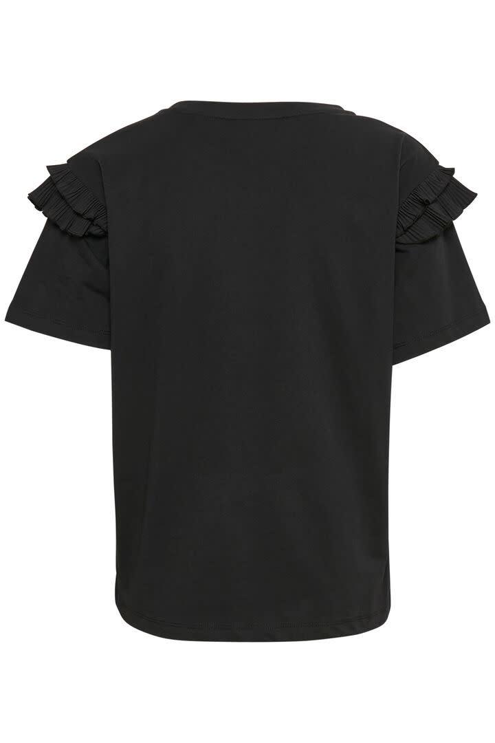 KAFFE KAFFE - kaloran t-shirt