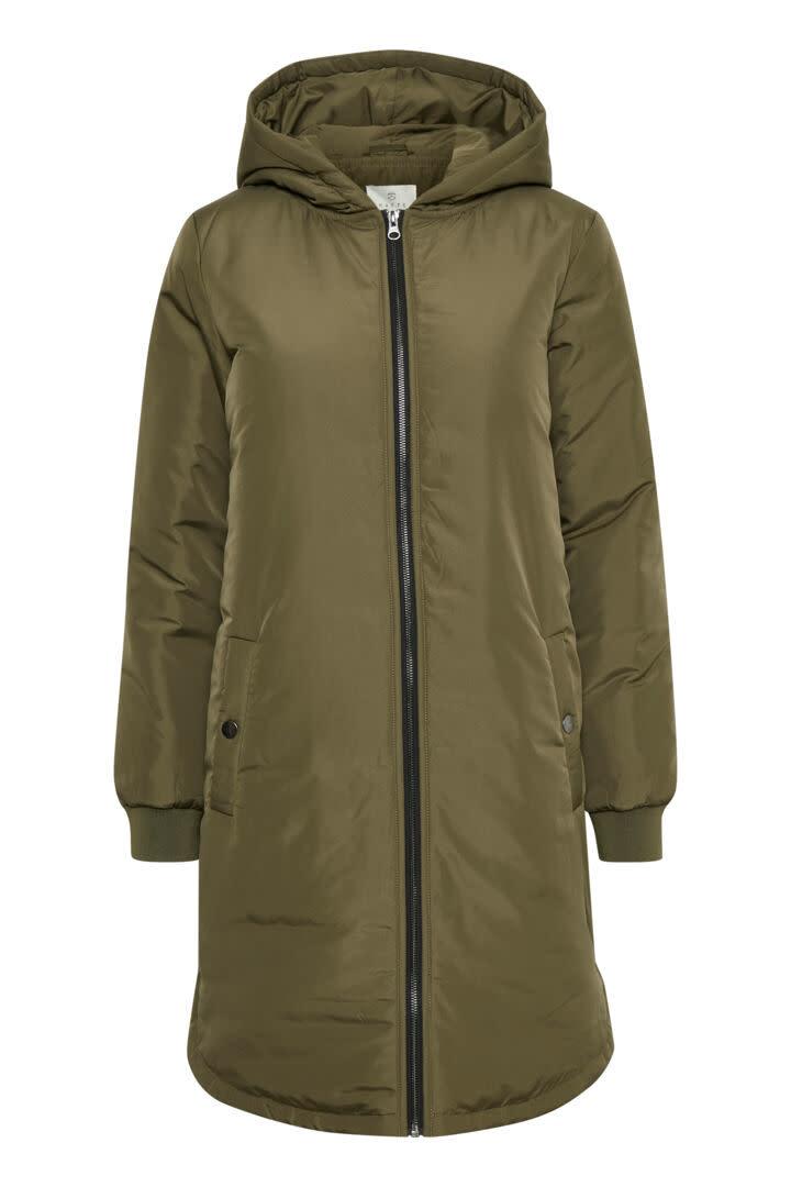 KAFFE KAFFE - kajordi hoot coat
