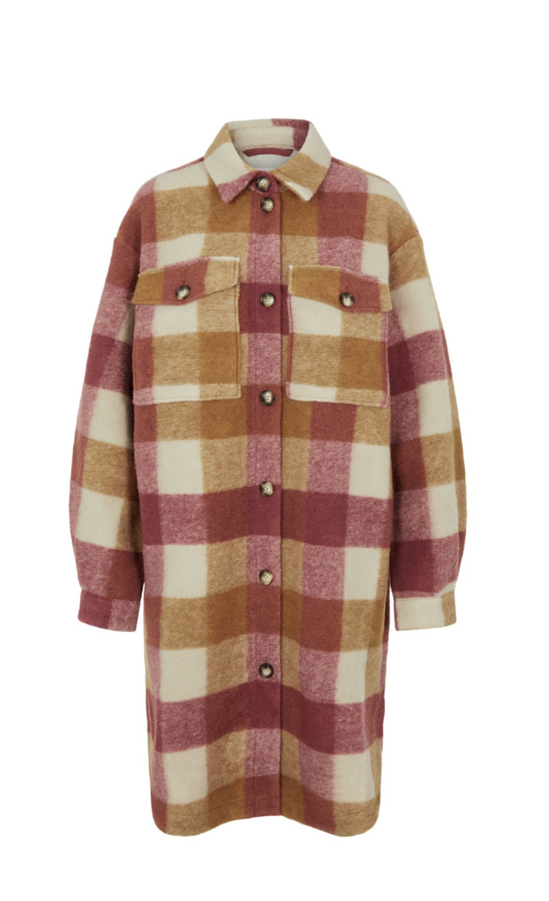OBJECT OBJECT - objtrianna big shirt