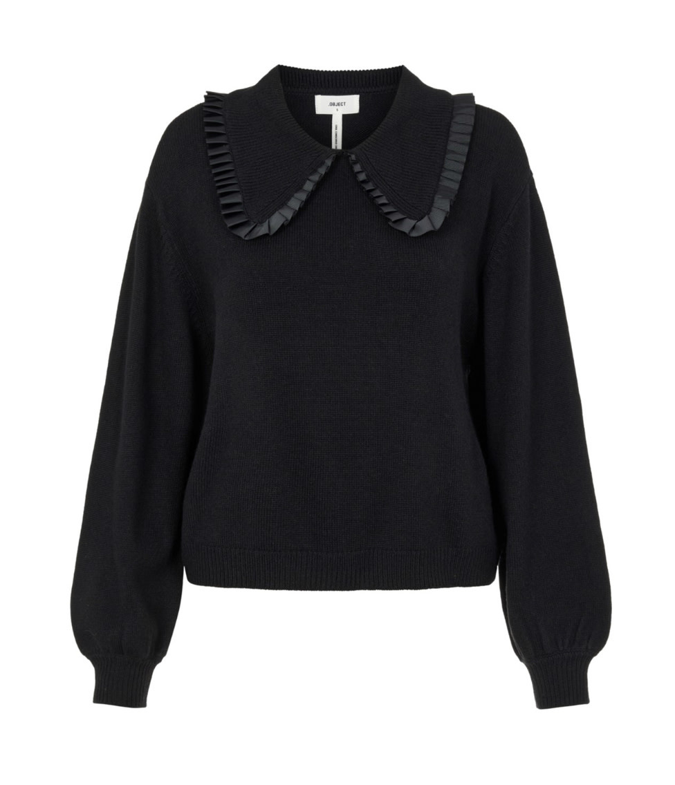 OBJECT OBJECT - objfulton l/s knit pullover