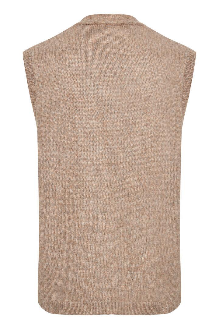 KAFFE KAFFE - kajen knit vest