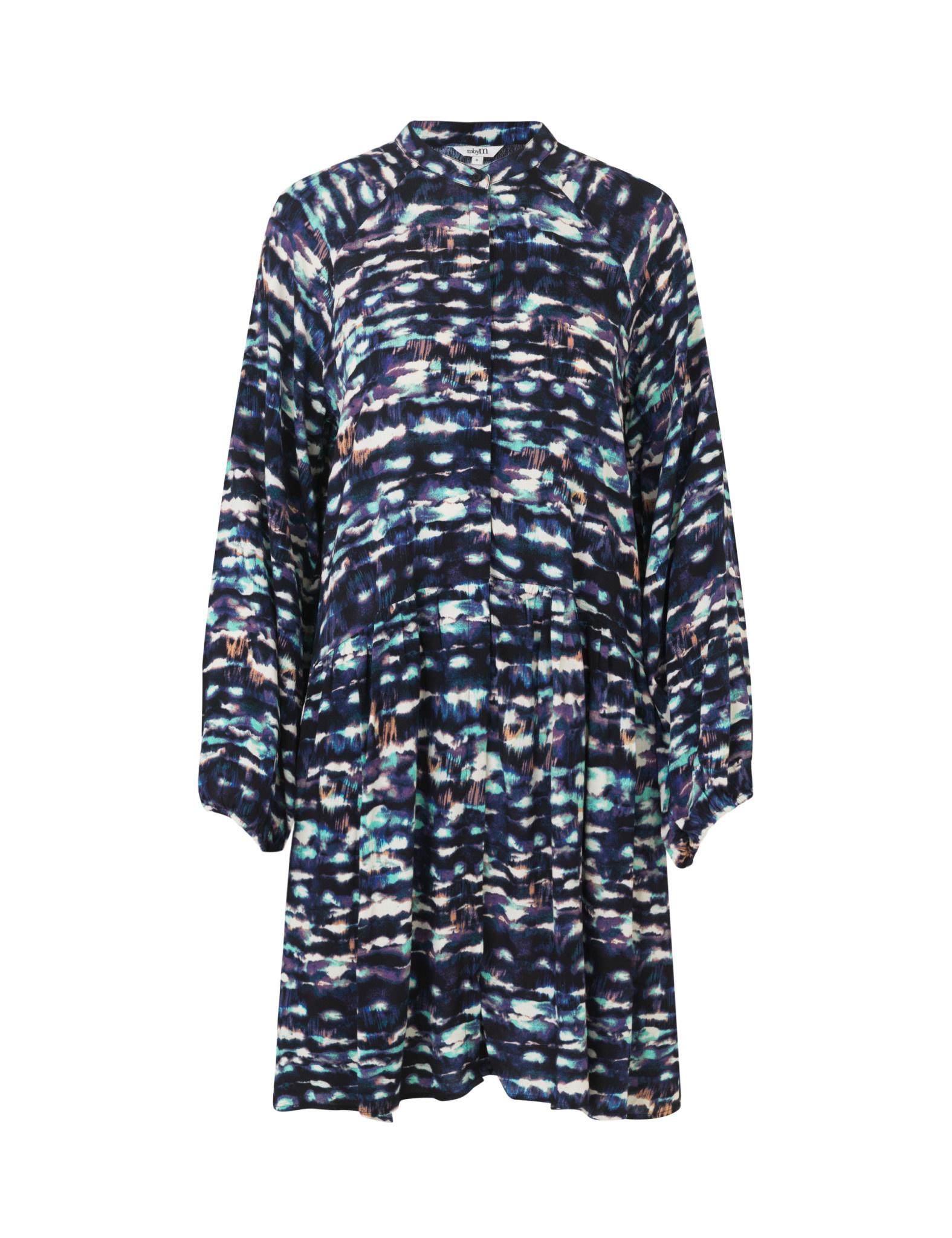 Mbym Mbym - Elula meeli print dress