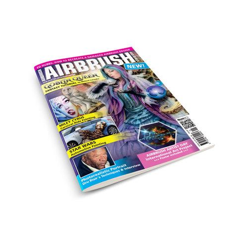 Airbrush Step by Step magazine Airbrush Step by Step Magazine 50