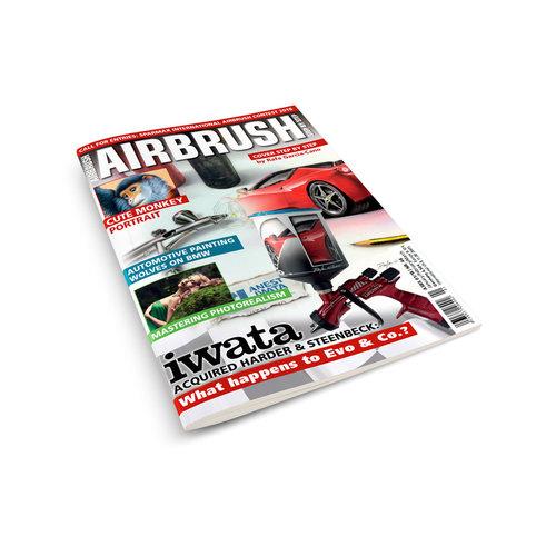 Airbrush Step by Step magazine Airbrush Step by Step Magazine 46