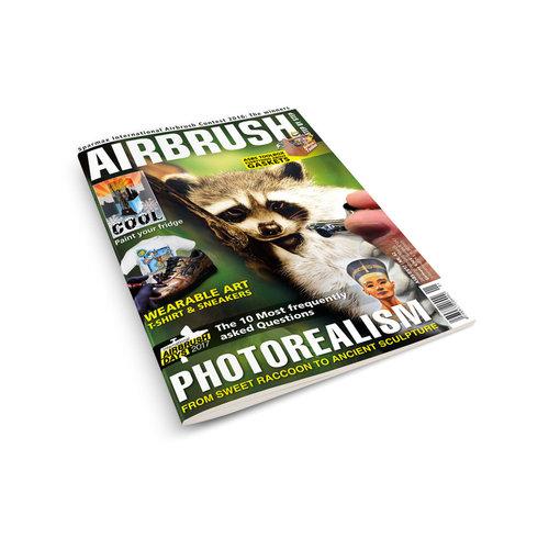Airbrush Step by Step magazine Airbrush Step by Step Magazine 42