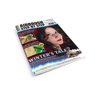 Airbrush Step by Step Magazine 38