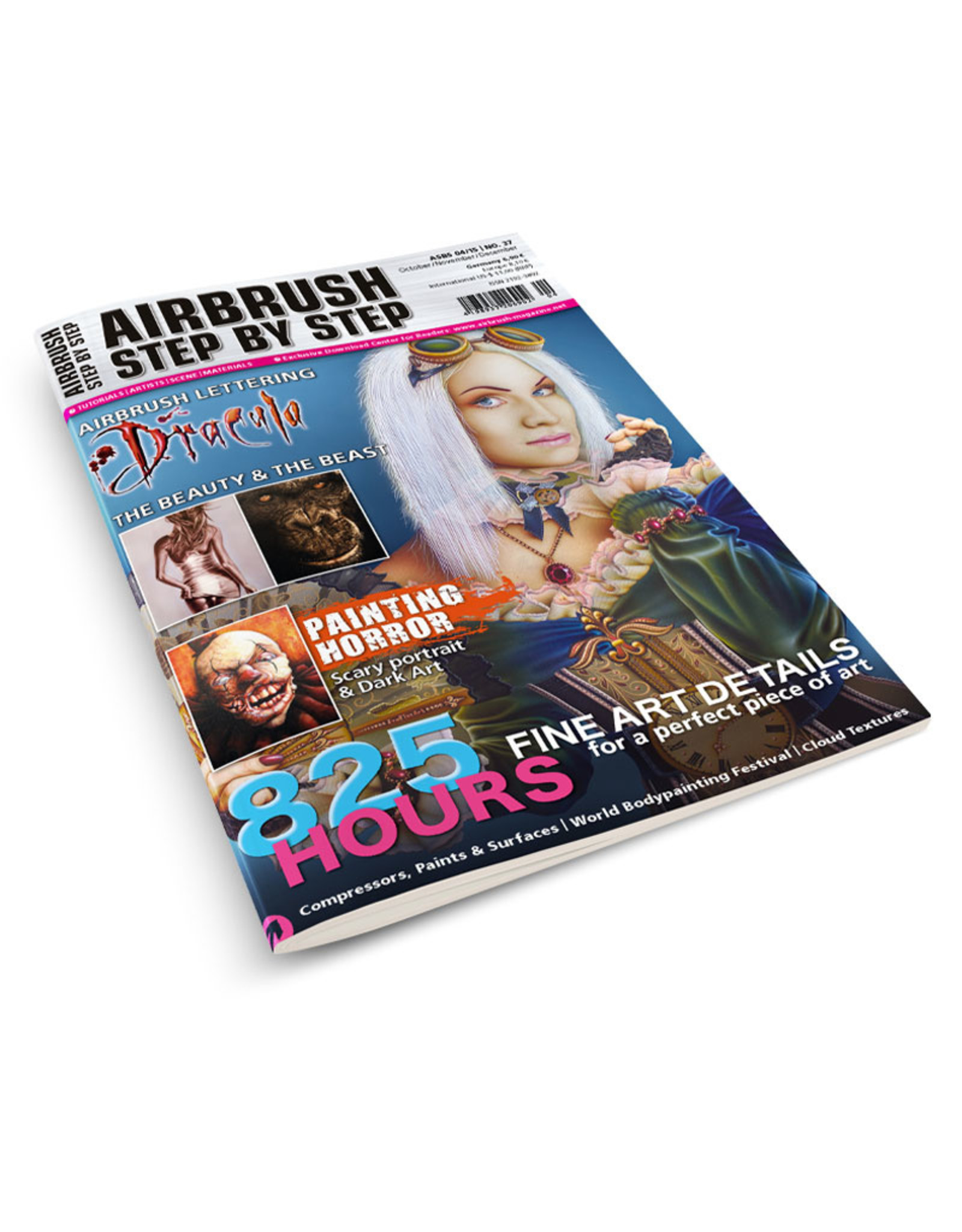 Airbrush Step by Step magazine Airbrush Step by Step Magazine 37