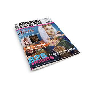 Airbrush Step by Step Magazine 37