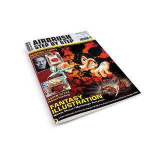 Airbrush Step by Step Magazine 36