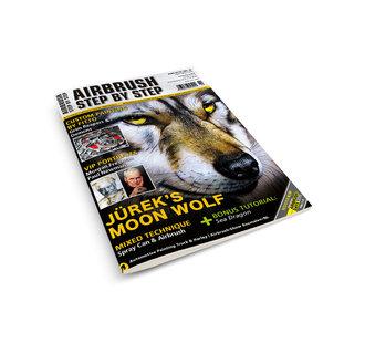 Airbrush Step by Step Magazine 35