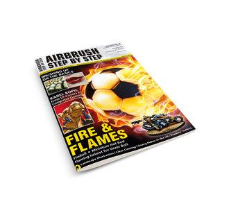 Airbrush Step by Step Magazine 34