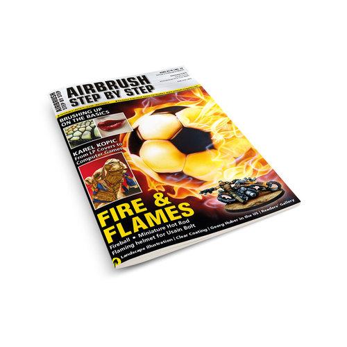 Airbrush Step by Step magazine Airbrush Step by Step Magazine 34