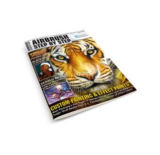 Airbrush Step by Step Magazine 33