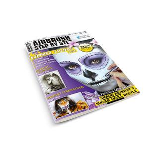 Airbrush Step by Step Magazine 32