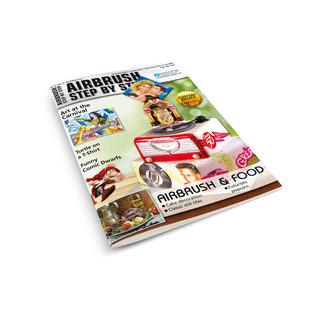 Airbrush Step by Step Magazine 31