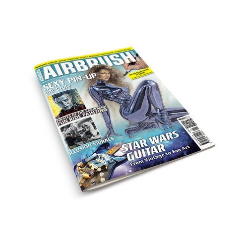 Airbrush Step by Step magazine Airbrush Step by Step Magazine 54