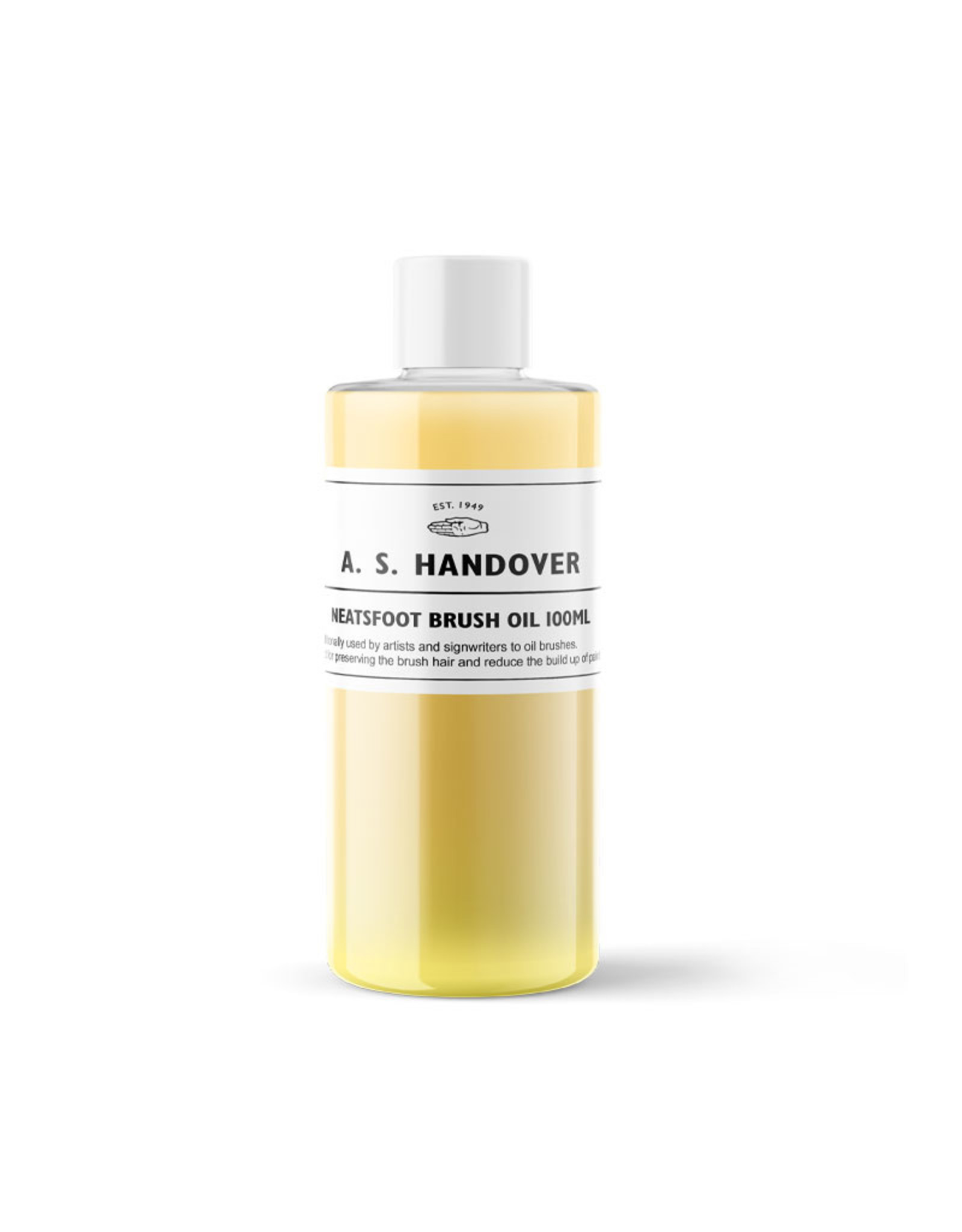 A. S. Handover Handover Neatsfoot Brush Oil