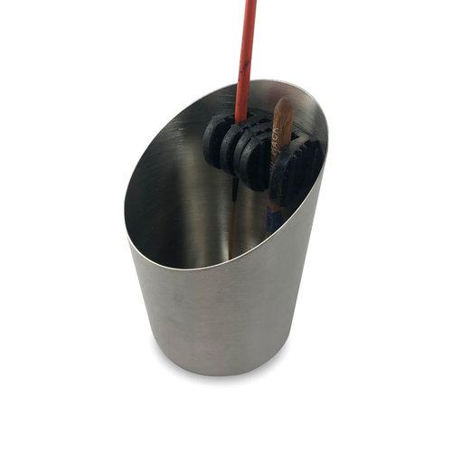 Alpha 6 Corporation Alpha 6 Hanging Brush Cleaner Pot