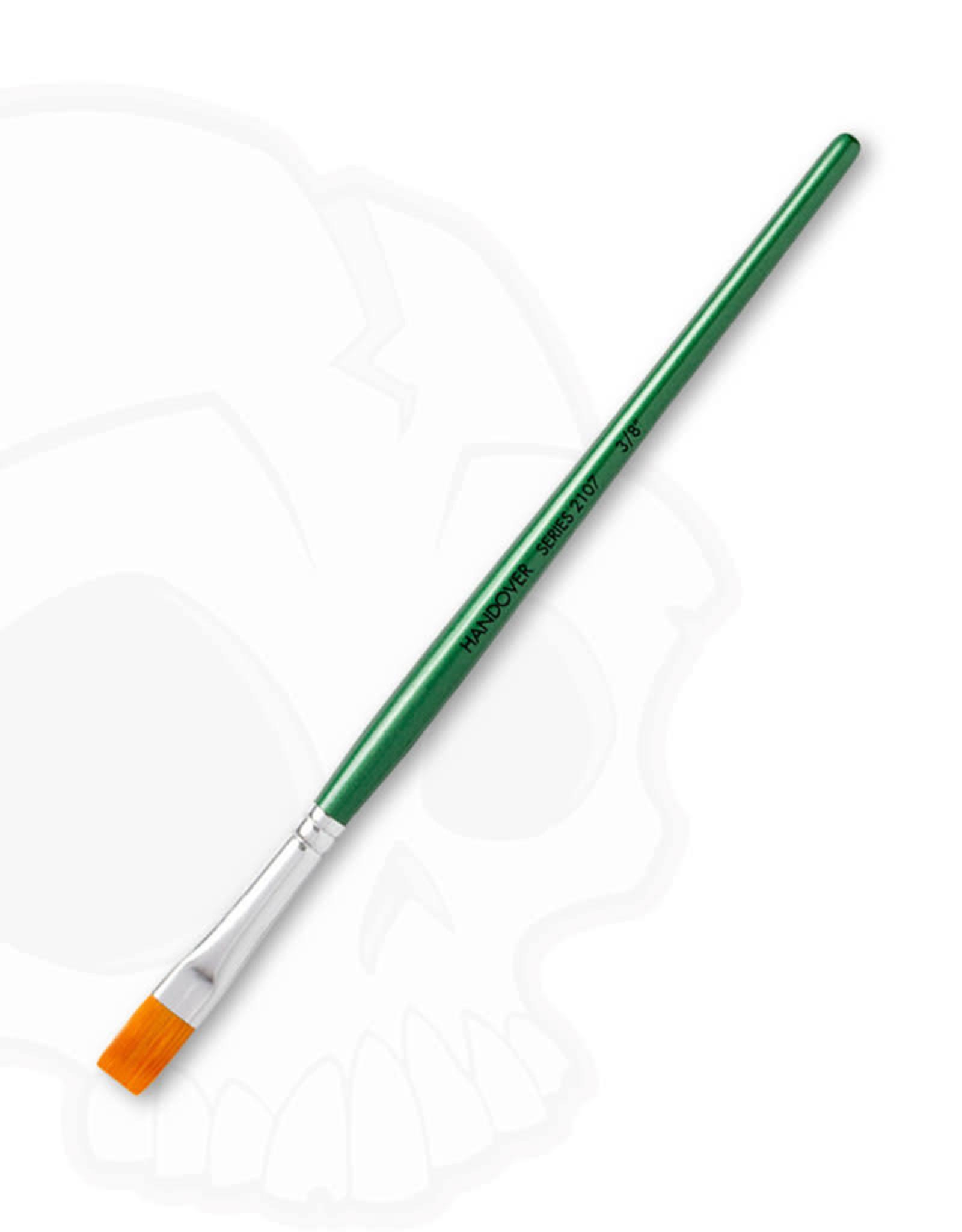 A. S. Handover Handover Series 2107 Synthetic Flat One Stroke Brush