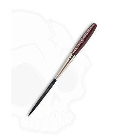 Mack Brushes Series LB - Long Bob Pinstriping and Scrolling Brush