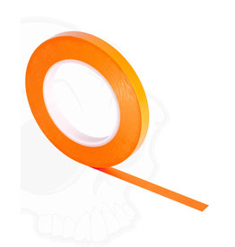 Custom Creative Orange Fine Line Masking Tape