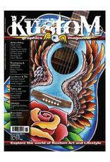 Pinstriping & Kustom Graphics magazine Pinstriping & Kustom graphics magazine #44