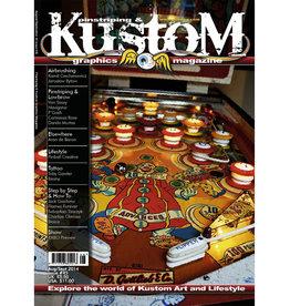 Pinstriping & Kustom graphics magazine Pinstriping & Kustom graphics magazine #45