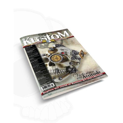 Pinstriping & Kustom Graphics magazine Pinstriping & Kustom Graphics magazine 48