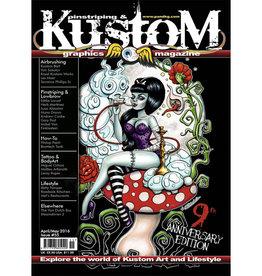 Pinstriping & Kustom graphics magazine Pinstriping & Kustom graphics magazine #55