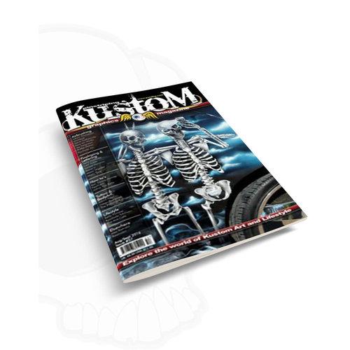 Pinstriping & Kustom Graphics magazine Pinstriping & Kustom Graphics magazine 57