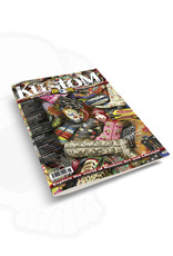 Pinstriping & Kustom graphics magazine Pinstriping & Kustom graphics magazine #58