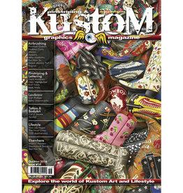 Pinstriping & Kustom graphics magazine Pinstriping & Kustom graphics magazine #58