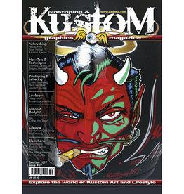 Pinstriping & Kustom graphics magazine Pinstriping & Kustom graphics magazine #59