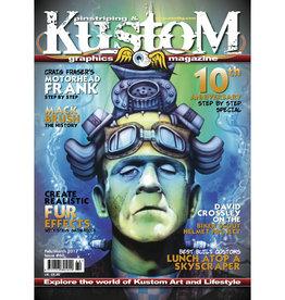 Pinstriping & Kustom graphics magazine Pinstriping & Kustom graphics magazine #60