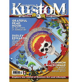 Pinstriping & Kustom graphics magazine Pinstriping & Kustom Graphics magazine #63