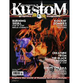 Pinstriping & Kustom Graphics magazine Pinstriping & Kustom Graphics magazine #64