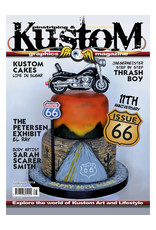 Pinstriping & Kustom graphics magazine Pinstriping & Kustom Graphics magazine #66