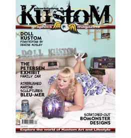 Pinstriping & Kustom Graphics magazine Pinstriping & Kustom Graphics magazine #67