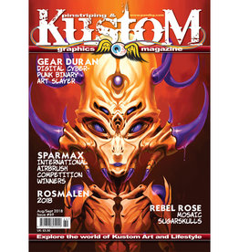 Pinstriping & Kustom Graphics magazine Pinstriping & Kustom Graphics magazine #69